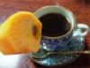 ランチのデザートとコーヒー@農家レストラン花酢里(かすり)