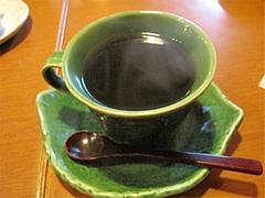 料理:アフターコーヒー150円@ハローコーヒー清水店