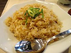 料理:セットのチャーハン180円@麺や・てんき・平尾