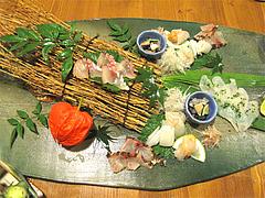 料理:おまかせコース2:いも焼酎@博多一梅(ひとばい)