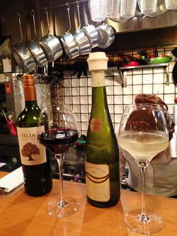 4ワイン@洋食キチキチ