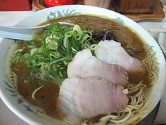 料理:カレーラーメン630円@博多ラーメンしばらく平和台店
