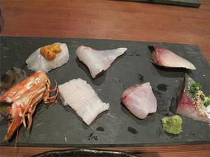 料理5800円コース2@小野の離れ