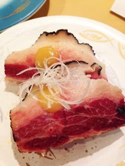 17クジラのさえずり@唐戸市場寿司