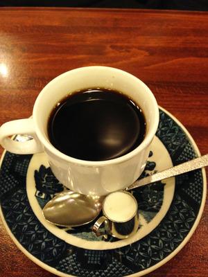 11コーヒー300円@大阪船場