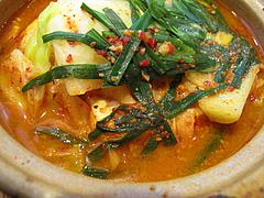 7ランチ:チゲ豆腐@大衆居食家しょうき・半道橋店