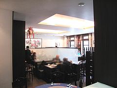 5店内:1階テーブル席@中華・華風・福壽飯店・大名