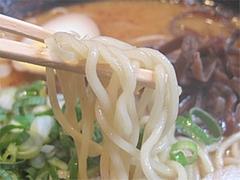 料理:味千ラーメン麺@味千食堂・大橋店