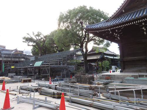 16櫛田桟敷
