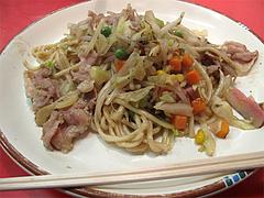 料理:皿うどん600円@中華・華山・大橋