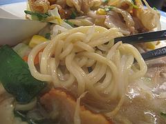 ランチ:ちゃんぽん麺@長崎ちゃんぽん・リンガーハット・福岡大名店
