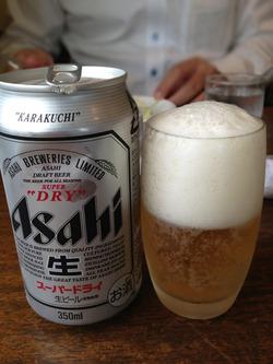 8ビール@ごちそうさま