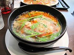5ランチ:酸辣湯麺(スーラータンメン)580円@中華・舞鶴麺飯店