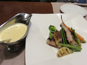 11鹿児島産黒豚ロース肉@リヨン