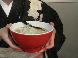 4魚介とんこつラーメン@海鳴・中洲店