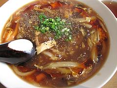11ランチ:酸辣湯麺(スーラータンメン)@中華・星期菜・須崎・博多
