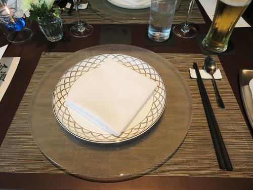 7テーブルセッティング