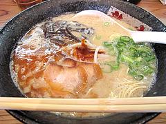 料理:ラーメン・こく味650円@ラーメン龍の家・春日下白水店