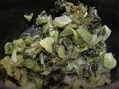 料理:漬物2@北崎鶏・親子丼・長浜ざうお