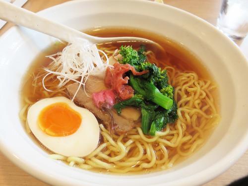 21桜湯麺750円