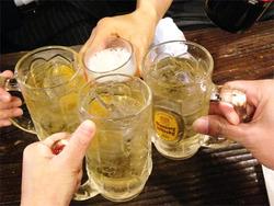 4乾杯@はくしか