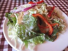 料理:サラダ@カオサン・タイ料理・薬院