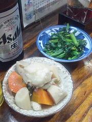 料理:小鉢@居酒屋・日本海・雑餉隈(ざっしょのくま)