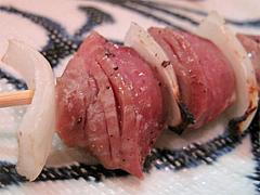 料理:砂ずりアップ@やきとり処・博多こっこ家・春吉