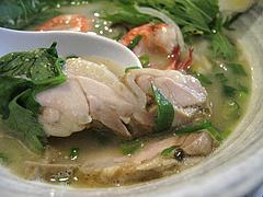 14ランチ:鶏チャーシュー@らーめん酒場まんぼ亭・赤坂門市場