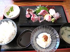 料理:刺身定食700円@海鮮食堂 博多まかない屋・住吉