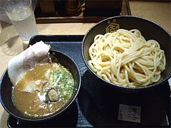 博多元助の特製つけ麺1000円@ラースタ(ラーメンスタジアム2)
