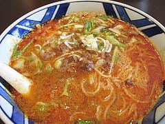 料理:坦々麺600円@ちゃん(CHANG)・中華・野間
