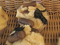 料理:キンピラごぼう140円@Mr.Musipan(ミスタームシパン)・大橋
