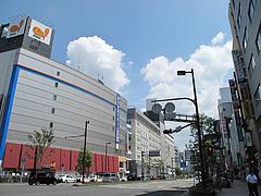 1外観:ダイエーショッパーズ福岡店@つるまる饂飩・福岡天神店
