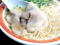 9ラーメン麺@一九ラーメン筑紫店