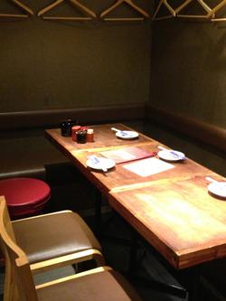 3テーブル席@吉次