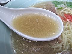 9ランチ:ラーメンスープ@ラーメン・のんき屋・高砂