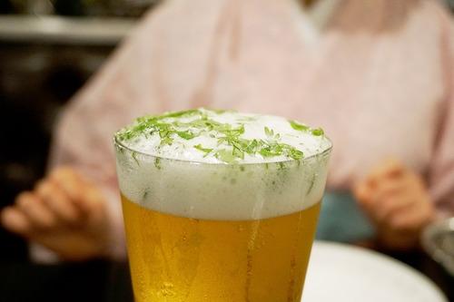 10パクチービール