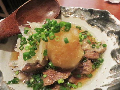 8牛すじポン酢
