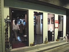 外観@カフェ&バーGEPPO(ゲッポ)・白金玄歩