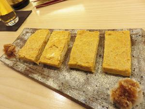 8玉子焼き@蕎麦切りかんべえ