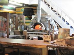 9ピザ窯@いわい家具・ウッドスタイルカフェ