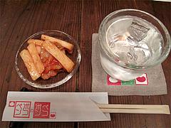 料理:喜界島・黒糖焼酎・朝日@ポコペンのペコポン・三角市場・福岡
