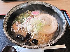 料理:中華そば580円@麺's蓮・那珂川