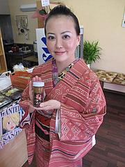 ランチ:懐かしい沢がに漬け700円@七福弁当・春日