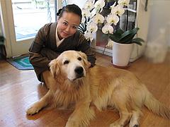 お犬様とアタシ。
