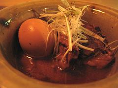 料理:牛すじの煮込み@酒陶・築地・平尾