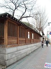 節分の櫛田神社1