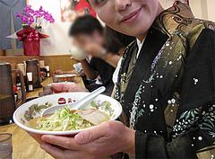 料理:天一食べる。@天下一品・博多駅前店