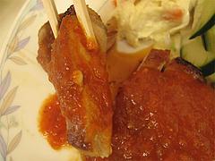 15ランチ:豚ロースステーキアップ@定食の味作食堂